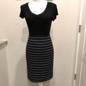 Ann Taylor Factory Pencil Skirt
